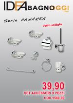 accessori bagno PANAREA s