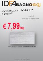 SASSONIA GRIGIO s