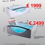 Vasche idro – serie INA