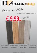 serie wood COM 15x60 4 s