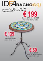 tavolo ceramica pic