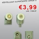 ROTELLINE SUPERIORI SERIE 5