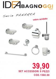 accessori bagno PANAREA