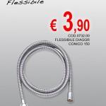 COD.0732.00 FLESSIBILE D/AGGR.GIALLO CONICO 150