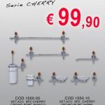 Accessori Bagno Serie CHERRY