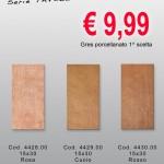 Serie CAPRI 15X30 GRES PORCELLANATO