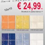Serenissima CIR – Serie Caleidos 10×10