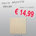 Ceramica 30×30 – Serie Mista – Projet Bianco