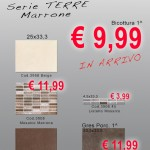 Ceramica – Serie Terre Marrone