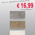 Ceramica – 30X60 – Serie Iron Bianco e Tortora