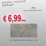 Ceramica – Svendita – 30X60 – Gran Sasso
