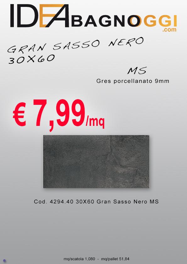 GRAN SASSO NERO B