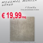Ceramica – 60X60 – Minimal Maxela