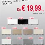 Ceramica – 10X20 Serie Isole – Ischia