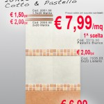 Ceramica 20×20 – Cotto & Pastello