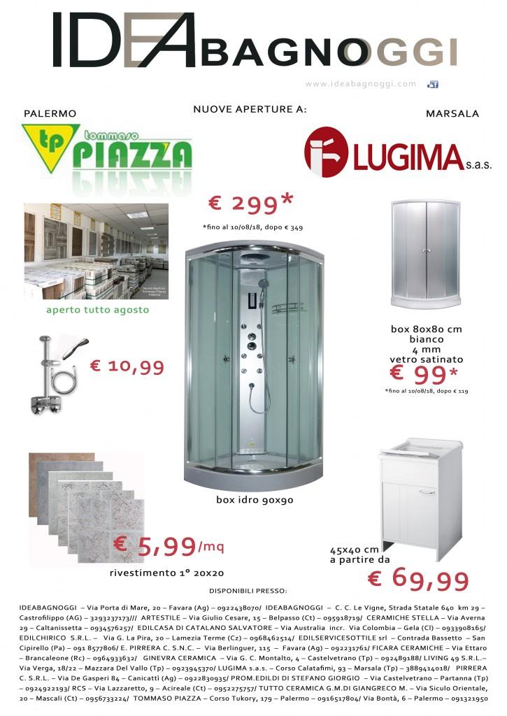 IdeaBagnOggi - Giornale di Sicilia - 24 luglio 18